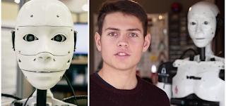 15χρονος από την Καβάλα έφτιαξε με 500 ευρώ ρομπότ με νοημοσύνη και υποκλίνεται όλος ο πλανήτης