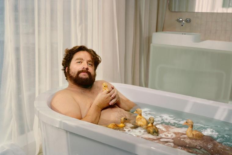 The Bathtub Guy Thevote