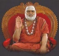about sri jagadguru bharati thirta, philosophy of sringeri peetams, philosophy of guru, The guru Bharati thirta, Bharati Thirta.