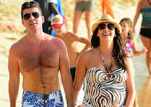 Simon Cowell has become a father for the first time