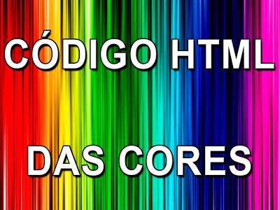 Gerador de Código HTML das Cores
