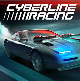 Download Cyberline Racing v1.0.9888 Mod Apk Data Terbaru