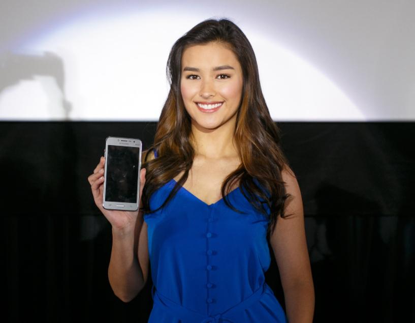Liza Soberano Samsung