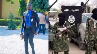 Abduction of corps member, Abraham Amuta by Boko Haram