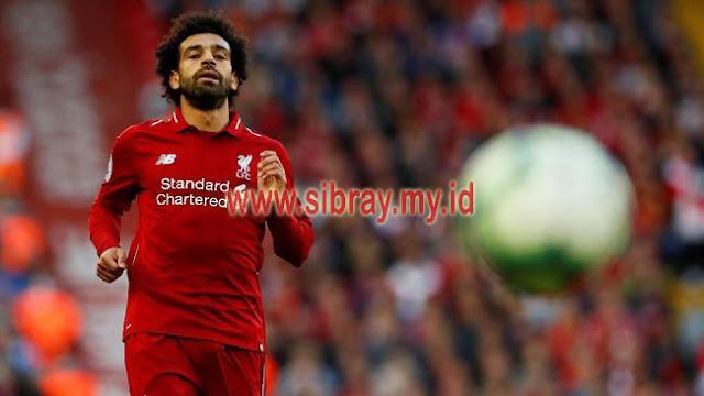 Mohamed Salah Antar Liverpool Kalahkan Brighton & Hove Albion