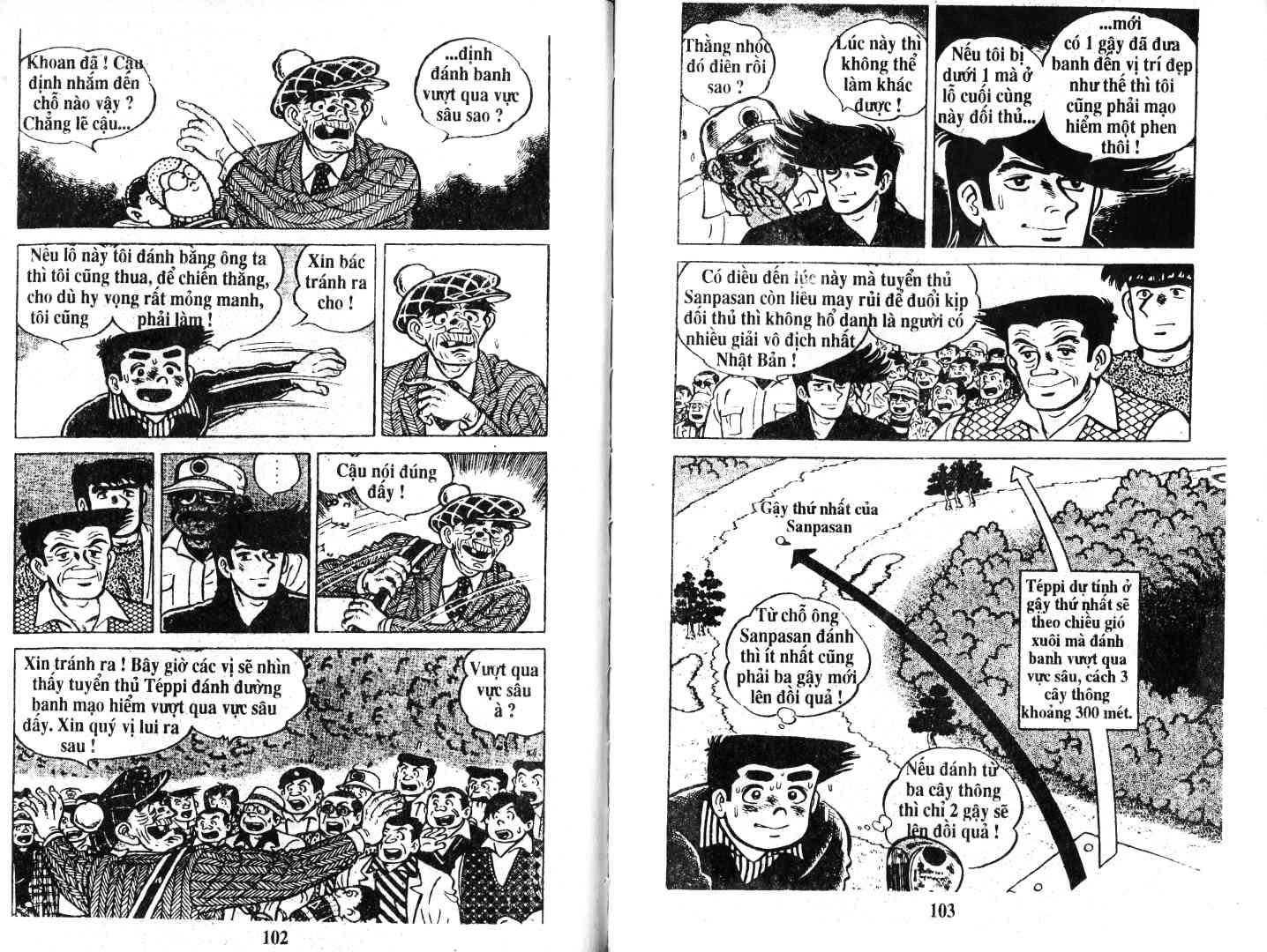 Ashita Tenki ni Naare chapter 52 trang 50