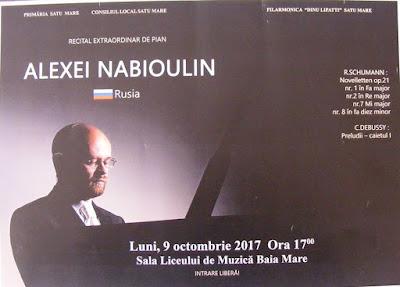 Recital extraordinar de pian