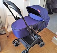 cot to go y qbit+ capazo y carricoche plegables para maletero pequeño
