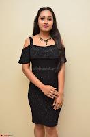 South Actress Amulya in short black dress at Kalamandir Foundation 7th anniversary Celebrations ~  Actress Galleries 024.JPG