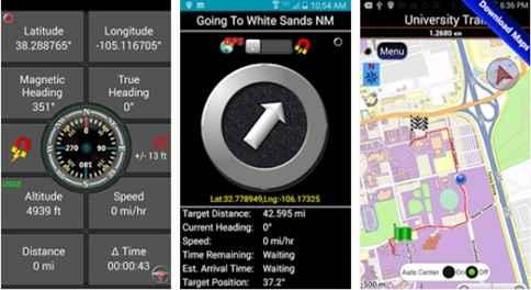 Aplikasi gps Android Gratis