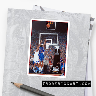 Chalmers shot to remember by Boulder artist Tom Roderick