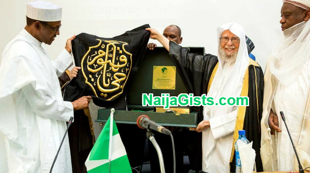 buhari plan islamize nigeria