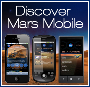 App to learn more about the Curiosity Probe for android, ios, windows phone