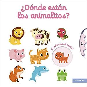 cuentos infantiles recomendados de 0 a 3 años edad donde estan los animalitos timunmas