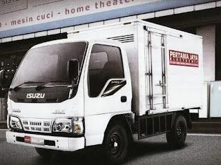 Truck engkel single