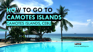 How to go to Camotes Islands