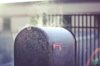 Weiterleitung von Mails nach Hause - Darf man das