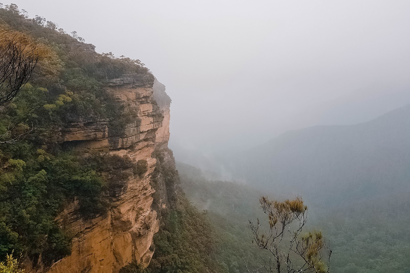 blue mountains sydney australia