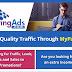 شرح موقع MyPayingads + إستراتجية الربح السريع من MPA