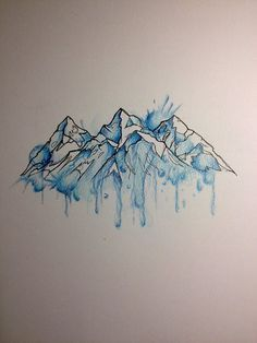 Mountain Tattoo Ideas For Men and Women