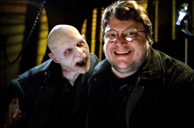 Guillermo Del Toro Monstros