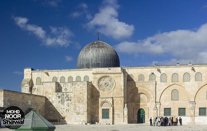Palestin desak Majlis Keselamatan PBB keluar resolusi isu Baitul Maqdis