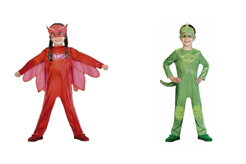 Disfraces de PJ Masks