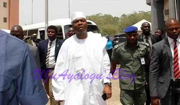 Dismiss FG's charges against me, Saraki begs tribunal
