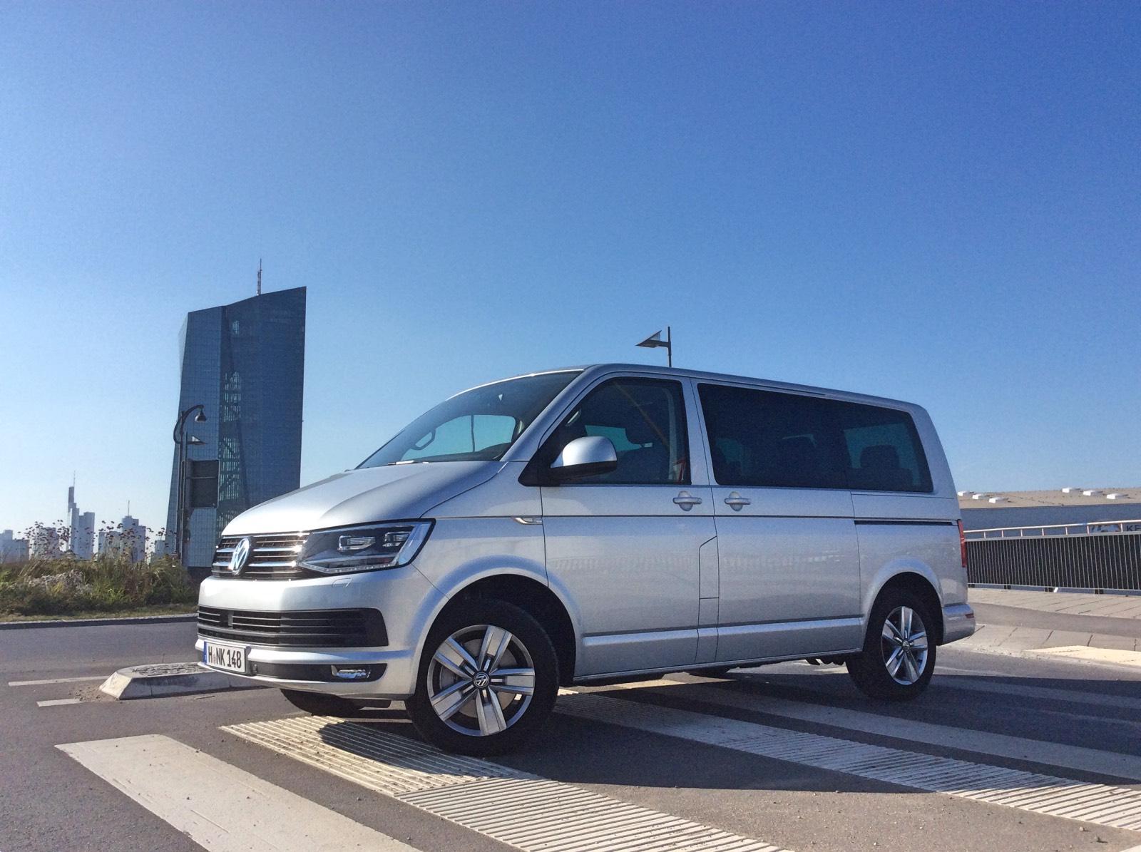 Motiviert Vw Volkswagen T6 Multivan Personen Transporter Schwarz T5 Ab 2 Facelift 2015 .. Auto- & Verkehrsmodelle Modellbau