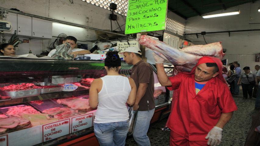 Precio de la carne se estableció en Bs. 41 mil