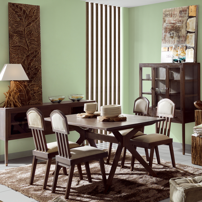 Muebles de comedor 4 comedores de estilo colonial - Muebles de comedores ...