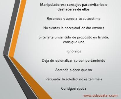 """""""Manipuladores: consejos para evitarlos o deshacerse de ellos"""" - Imagen"""