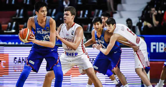 LOOK: Batang Gilas Pilipinas Leading Scorers 2018 FIBA Under-17 World Cup Argentina List