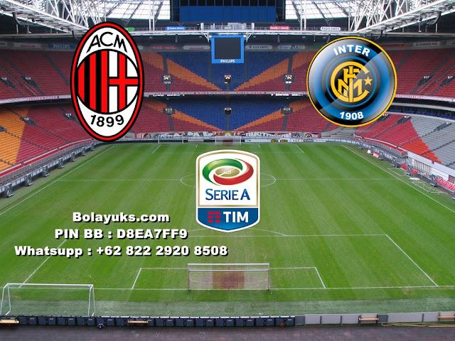 Prediksi Bola Liga Italia AC Milan Vs Inter Milan 28 Desember 2017