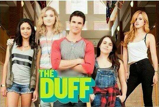 THE DUFF ADAPTACION CINEMATOGRAFICA
