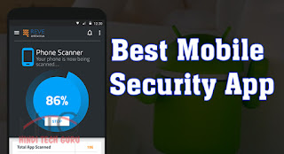 Best Mobile Security App ki Jankari Hindi Me