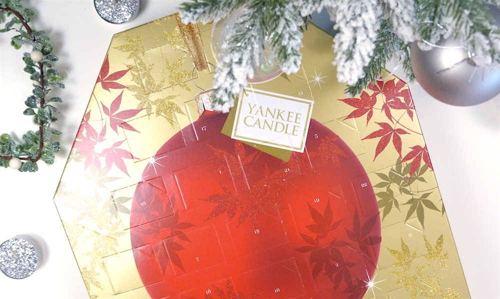 an image of Yankee Candle Advent Calendar Boots 2017