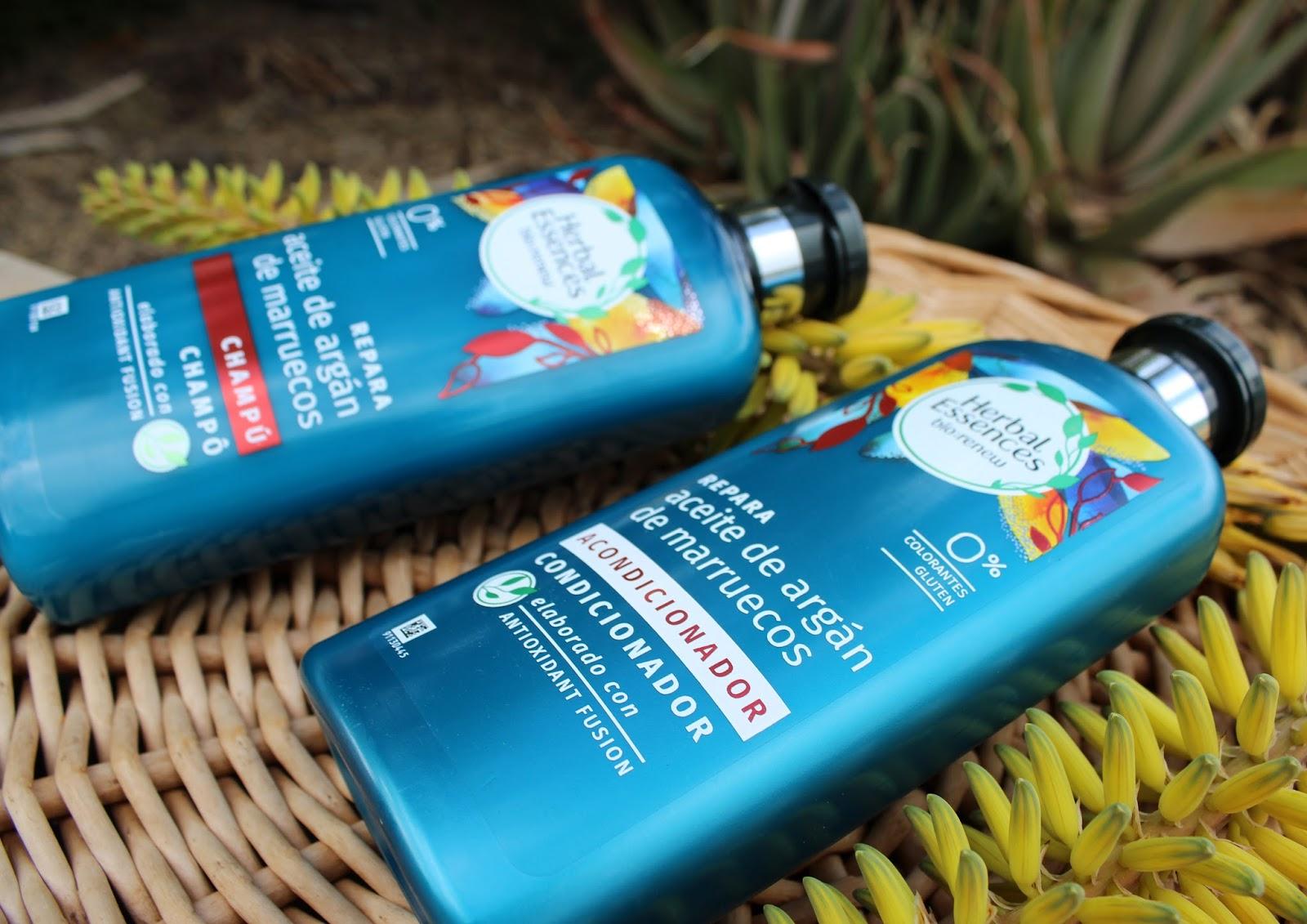 Herbal Essences Bíorenew Belleza El Armario De B