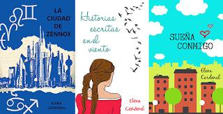 Novelas de Elena Cardenal