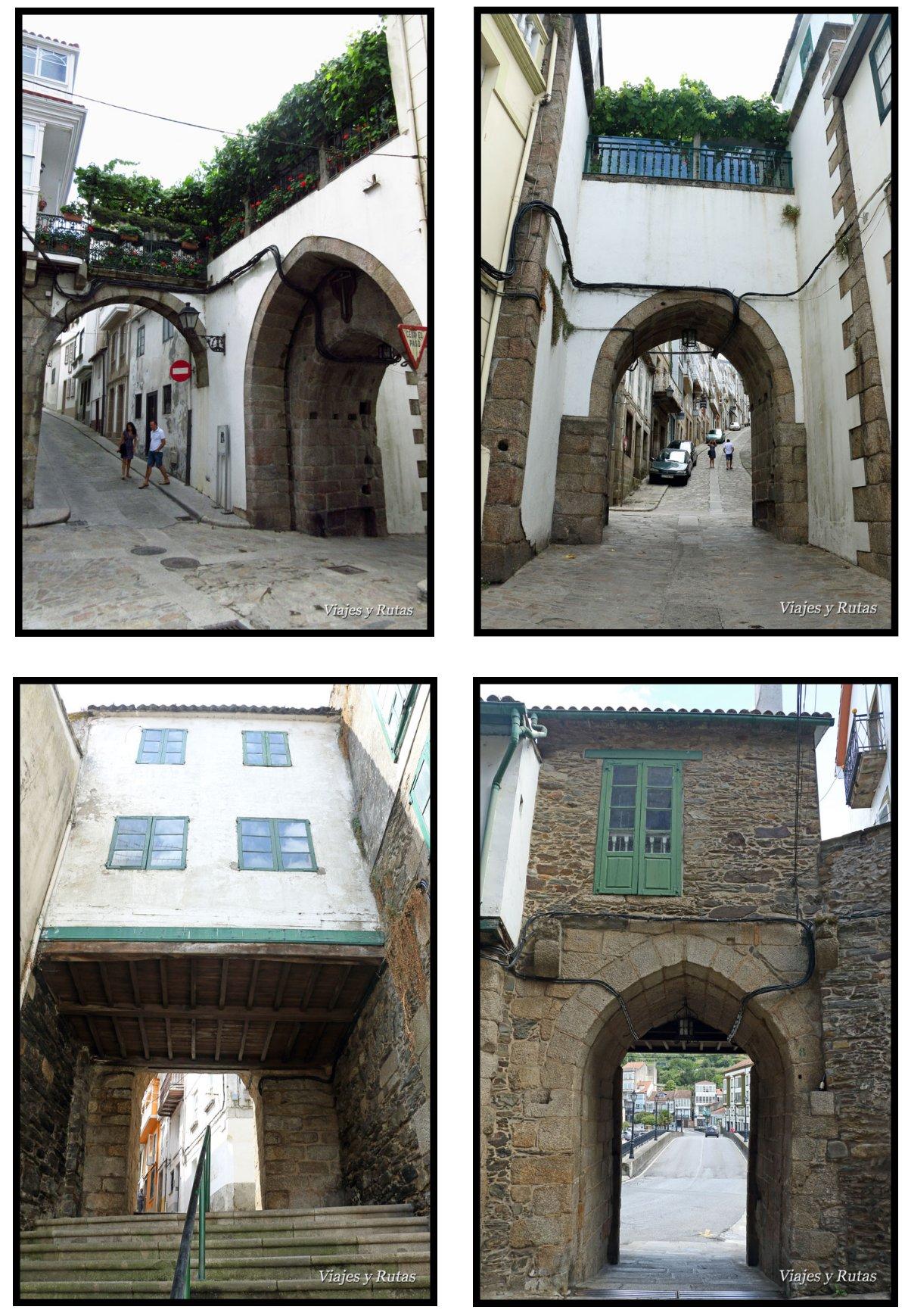 puertas de Betanzos