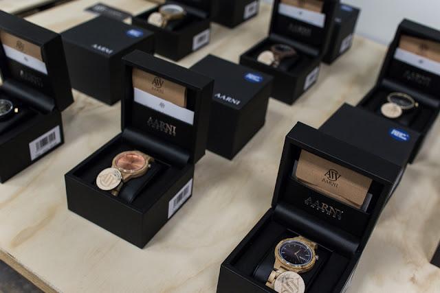 Designkulma, Aarni, kellot
