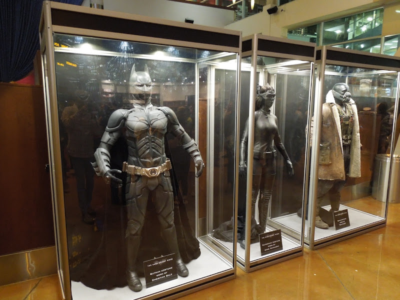 Dark Knight Rises movie costumes