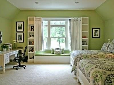 Tip Dan Petua Tips Memilih Warna Dinding Bilik Tidur