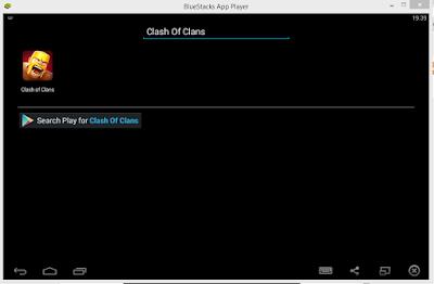 Cara Mudah Bermain Clash of Clans atau COC di Komputer 4