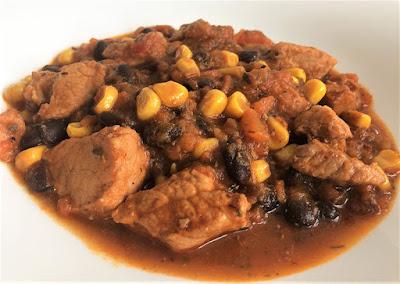 gulasz z kuchni meksykańskiej