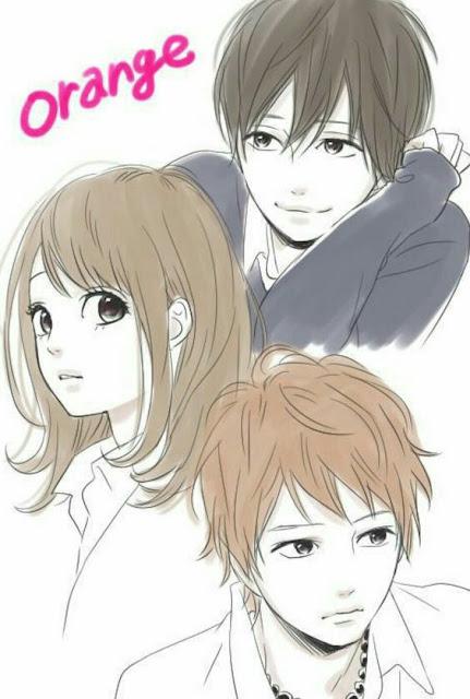 ORANGE di Rekomendasi Anime Romance - Drama Terbaik