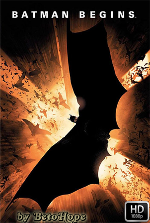 Batman Inicia [2005] HD 1080P Latino [Google Drive] GloboTV