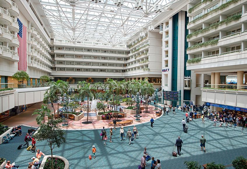 Viva Disney E Orlando Aeroporto De Orlando Emite Aviso