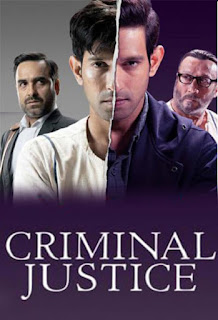 Criminal Justice (2019) Hindi S01 All Episodes HDRip | 720p | 480p [Complete]