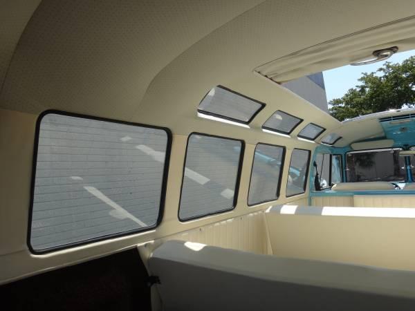 1975 Vw 23 Window Brazilian Bus Vw Bus